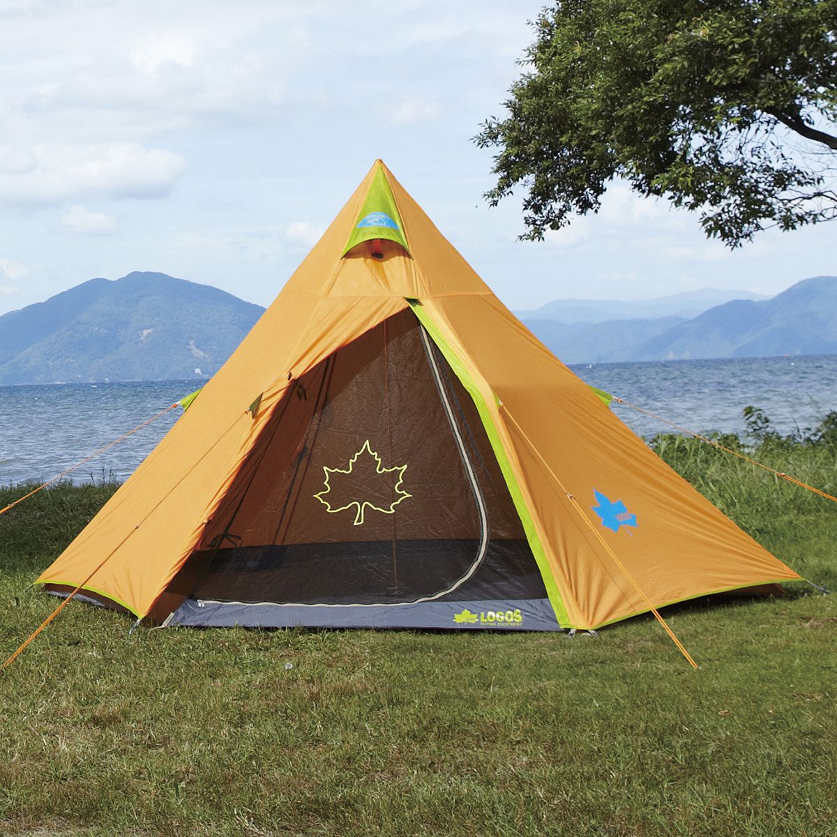 LOGOS the Tepee 300